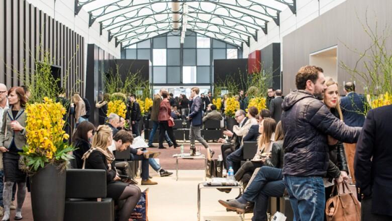 La feria cuenta con un espacio destinado a firmas independientes como MB & F o Christophe Claret.