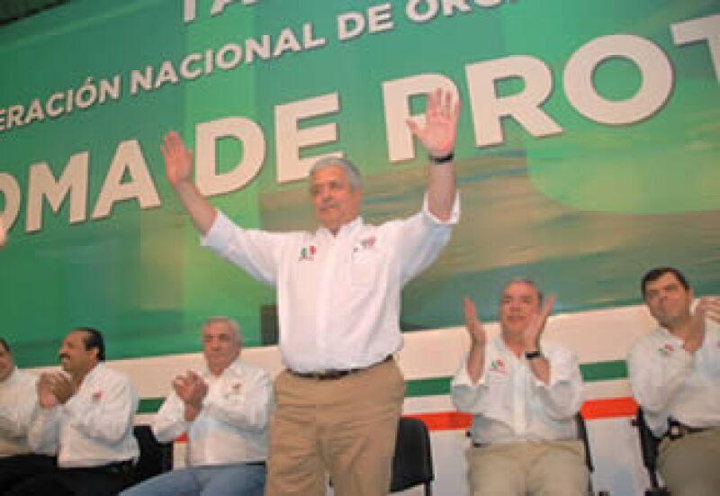 Rodolfo Torre aspiraba a gobernar el estado de Tamaulipas. (Foto: Cortesía Facebook)