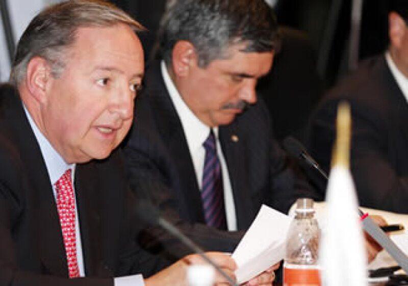 Jesús Reyes Heroles, director general de Petróleos Mexicanos. (Foto: Archivo NTX)