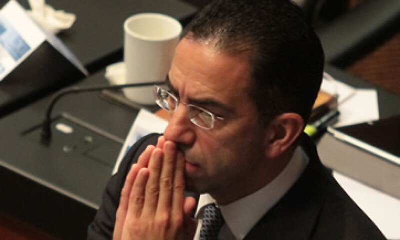 Lozano cree que una solución para la SCT es la creación de un regulador para el sector de transporte. (Foto: Notimex)