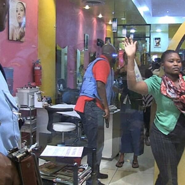 tiroteo en centro comercial de nairobi