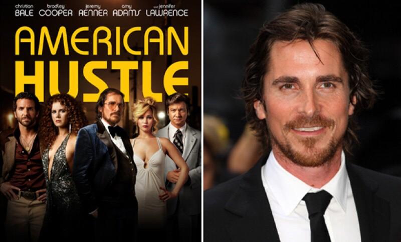 American Hustle fue uno de los largometrajes que más llamó la atención en el 2013.