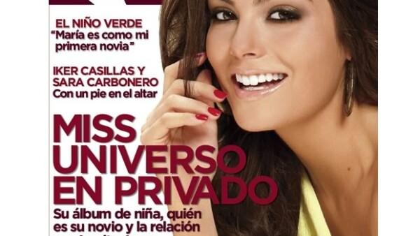 La nueva edición de la revista Quién trae en portada a la nueva Miss Universo. Entérate de cómo se preparó para el concurso y conoce su historia familiar, entre otras cosas.