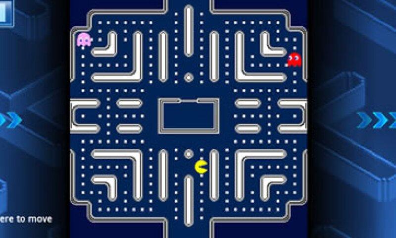 La aplicación de Pac-man incluye nuevos escenarios de juego. (Foto: Tomada de iTunes)