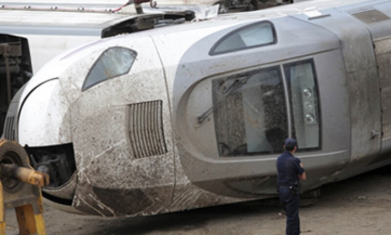El accidente ferroviario fue el más grave en los últimos 40 años en España. (Foto: Reuters)