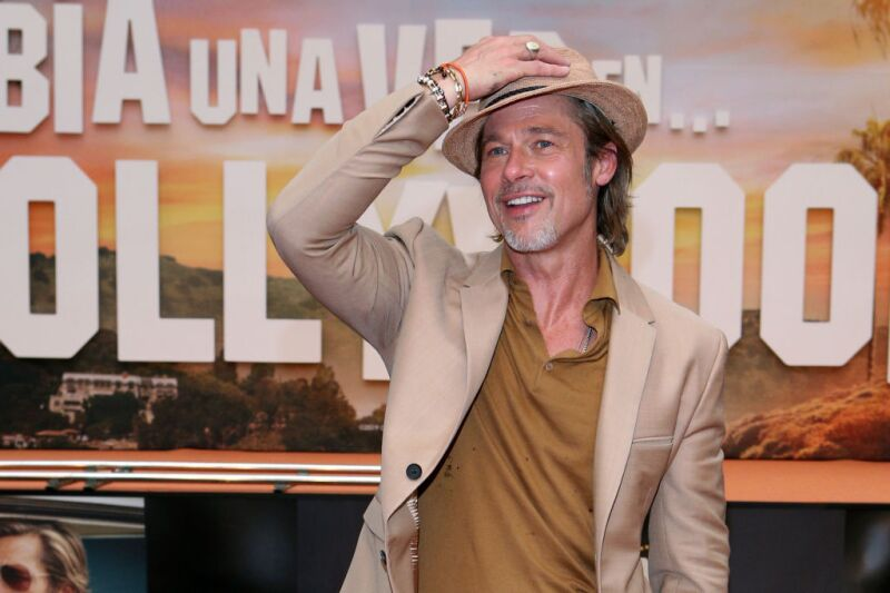 'Once Upon a Time in... Hollywood' Premiere In Mexico