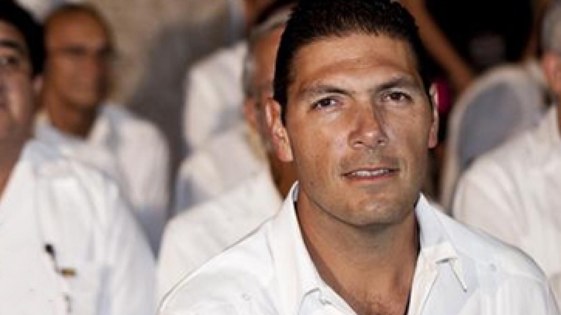 Carlos Hank González también forma parte del ranking 2013 en la posición 63, mientras que su padre, Carlos Hank Rhon ocupa el lugar 52. (Foto: Jorge Garaiz)