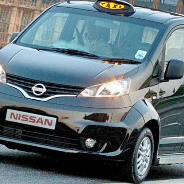 Nissan llega al viejo continente con el modelo NV200, para convertirse en el 'taxi del futuro' y sustituir a los clásicos 'black cab'.