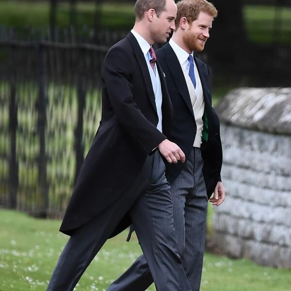 Príncipe William y Harry