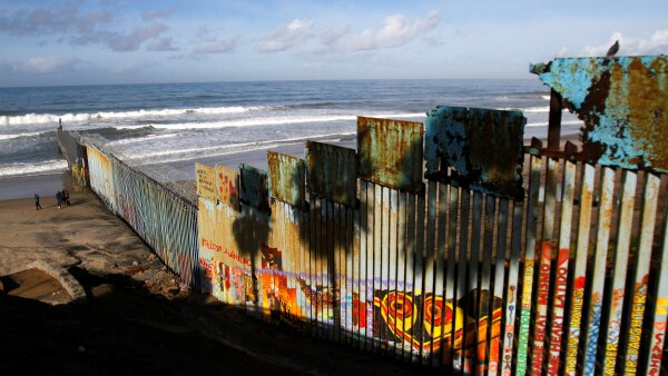 Muro fronterizo Cámara de Representantes
