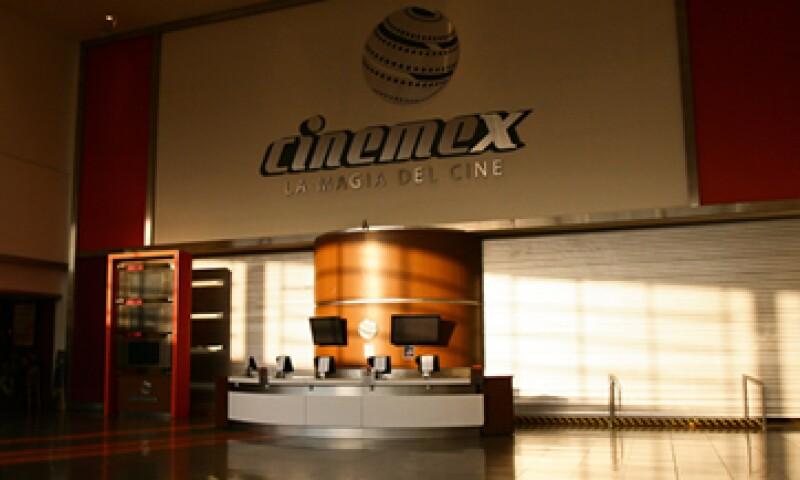 Cinemex espera abrir 18 complejos más en México. (Foto: Cuartoscuro)