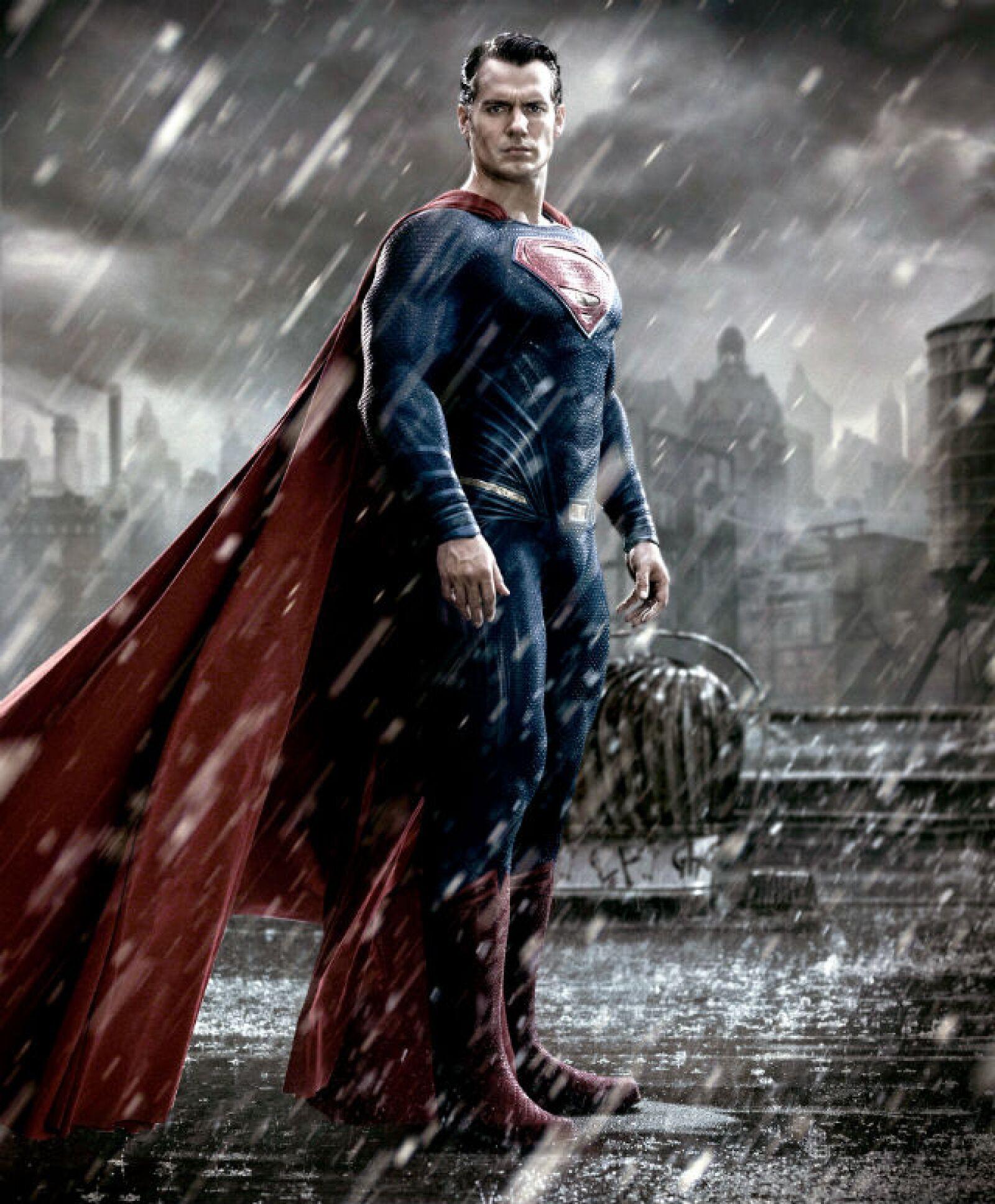 El papel de Superman le valió a Henry repetir el papel en otra película.