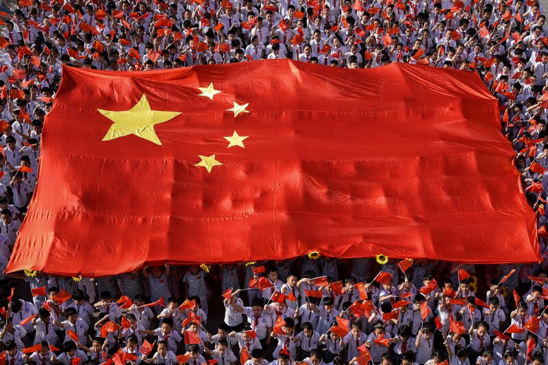CHINA-EDUCATION-POLITICS