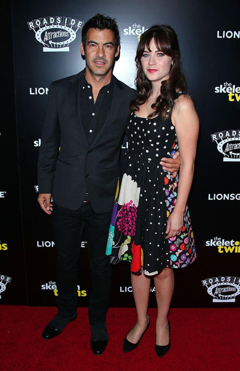 """Será en el verano cuando la actriz de """"New Girl"""" y su novio, el productor Jacob Pechenik, reciban a su bebé."""