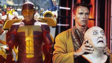 Peores personajes de Schwarzenegger