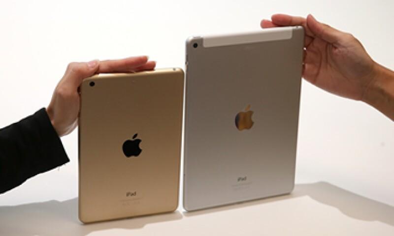 iPad vendió 12.3 millones de unidades durante el cuarto trimestre fiscal. (Foto: Getty Images )