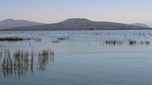 Lago de Texcoco