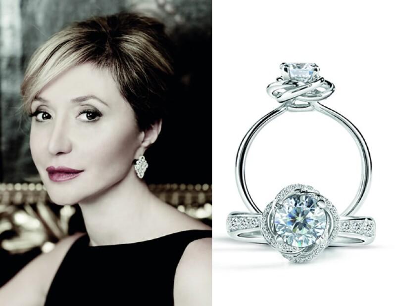 Platicamos con Silvia Damiani, vicepresidenta de la firma de joyería que lleva su apellido, en la recien abierta boutique en El Palacio de Hierro Polanco sobre cómo elegir la piedra ideal.