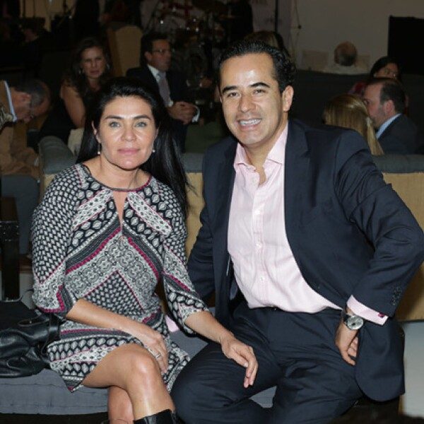 Carla Cerón y Guillermo Ibarra