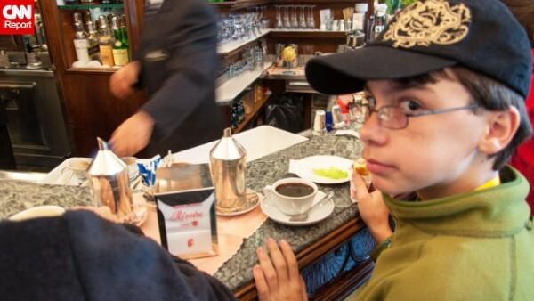 Italia chocolate