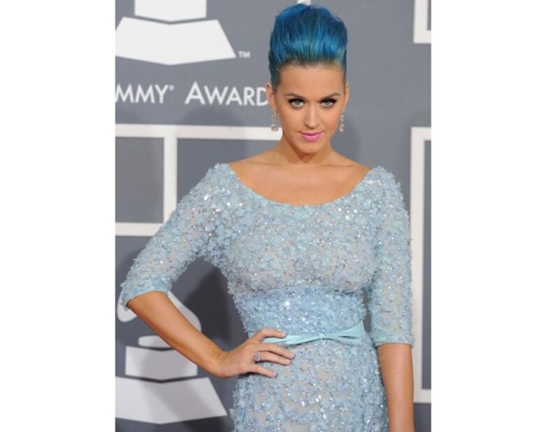 La cantante estadounidense llegó al primer lugar del Hot 100 de Billboard con su nuevo sencillo &#39Part of me&#39.