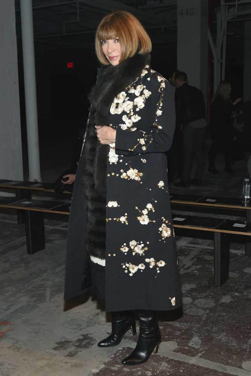 Desde 1994, la editora de Vogue ha usado el mismo tipo de zapatos que en un inicio el propio diseñador Manolo Blahnik le diseñó para red carpets y Fashion Week.