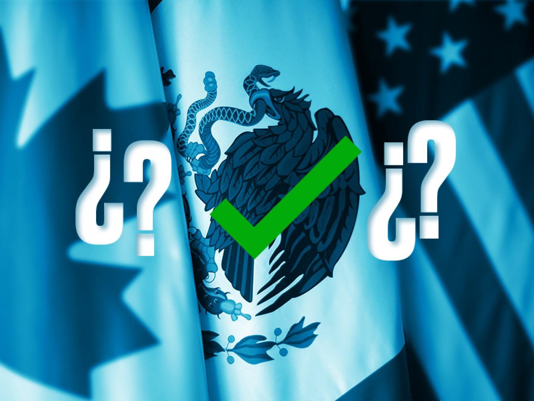 México ratifica el T-MEC