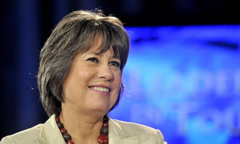 Sheila Blair es ex presidenta de la Corporación Federal de Seguros de Depósitos (FDIC, por sus siglas en inglés). (Foto: Cortesía CNNMoney.com)
