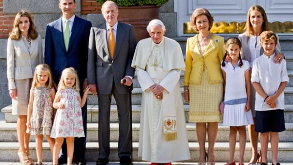 A partir de hoy y hasta el próximo 8 de abril, domingo de ramos, la Casa de los Borbón podrá descansar, según reveló hoy el Palacio de la Zarzuela.