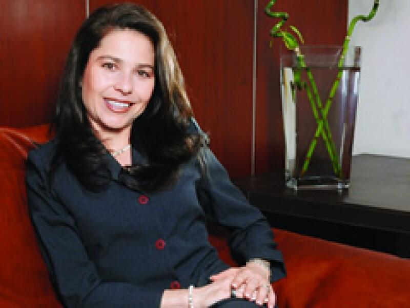 La Directora regional de Negocios, Hospitales y Especialidades de Pfizer. (Foto: Especial)