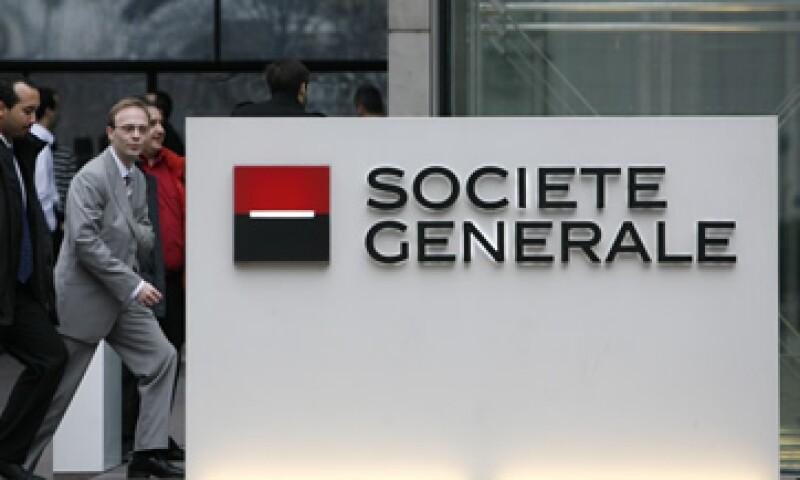 Societe Generale reemplazó en diciembre pasado a su director de finanzas y director de su banco de inversión. (Foto: AP)