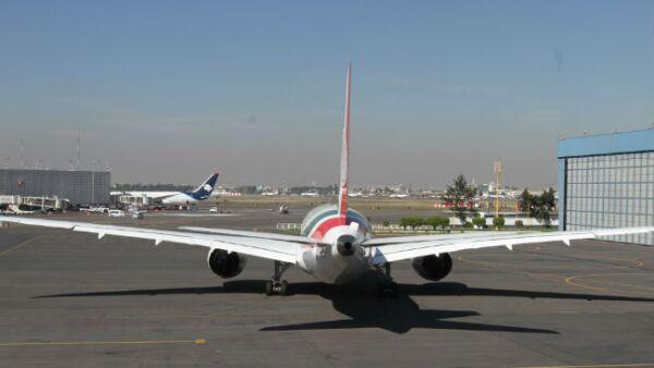Aeropuerto Internacional de la CDMX