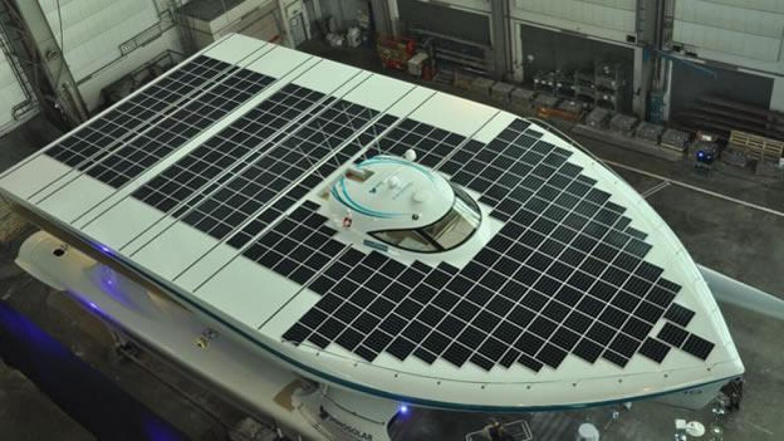 panes solares velocidad yate mas grande mundo