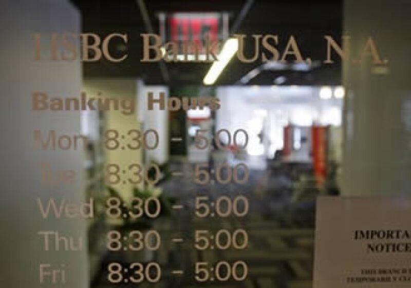 La cajera del HSBC relató como se llevó a cabo el asalto a la sucursal donde laboraba. (Foto: AP)