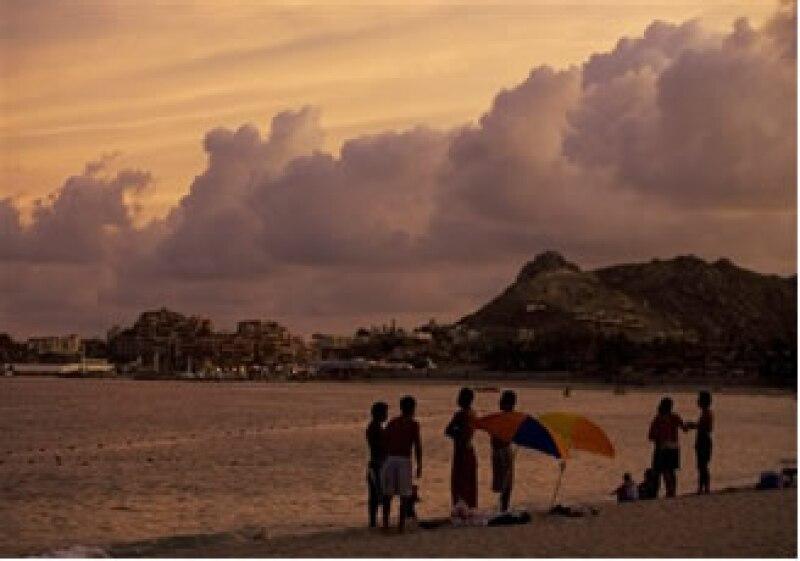 Jimena es un huracán categoría 4.  (Foto: AP)