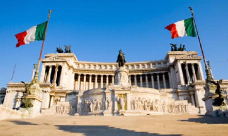 En Italia, el consumo de las familias aumentó 0.2% en 2011 aunque la cifra está por abajo del 1.2% de 2010. (Foto: Thinkstock)