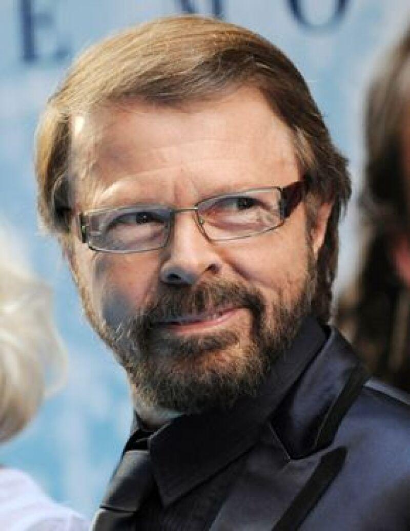 Bjorn Ulvaeus, ex integrante de la agrupación sueca, ganó un caso referente a sus regalías.