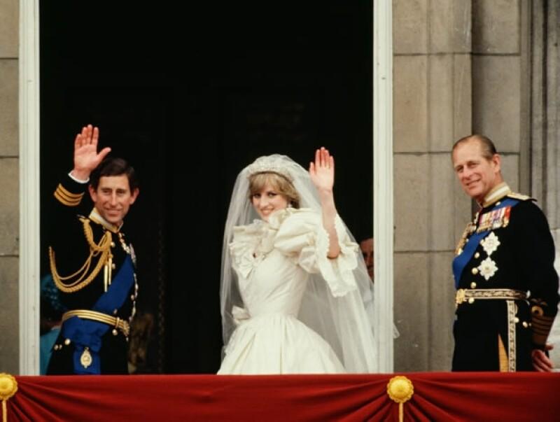 Al Duque no le parecían las infidelidades de Carlos a su esposa Diana.