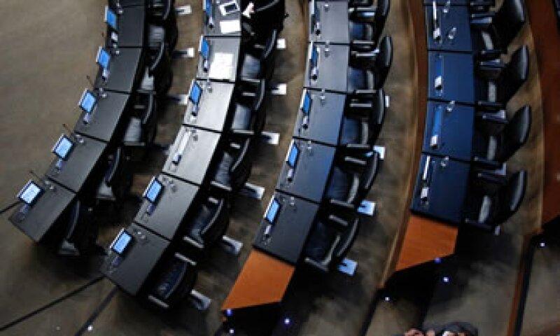 Los senadores dejaron los escaños hasta febrero, cuando iniciarán otro periodo de sesiones. (Foto: Cuartoscuro/Archivo)