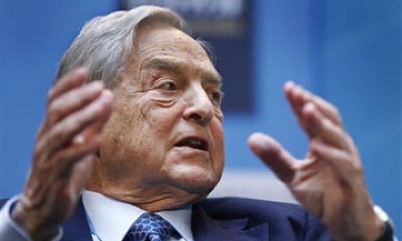 Soros había argumentado que las leyes sobre transacciones con información privilegiada eran poco claras. (Foto: AP)