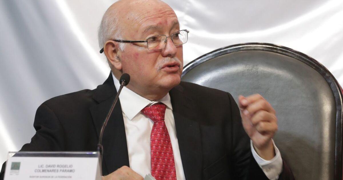 Colmenares: No hay ningún tipo de presiones o mala fe en la fiscalización
