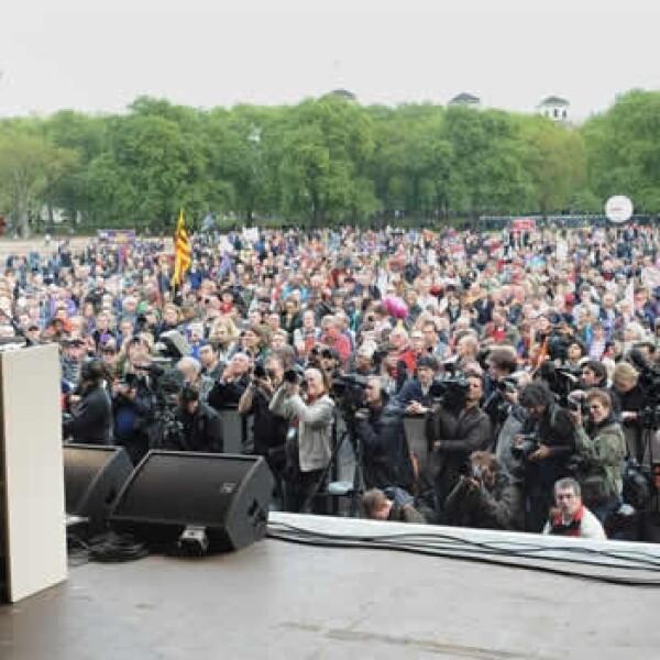 Londres protestas recortes 6