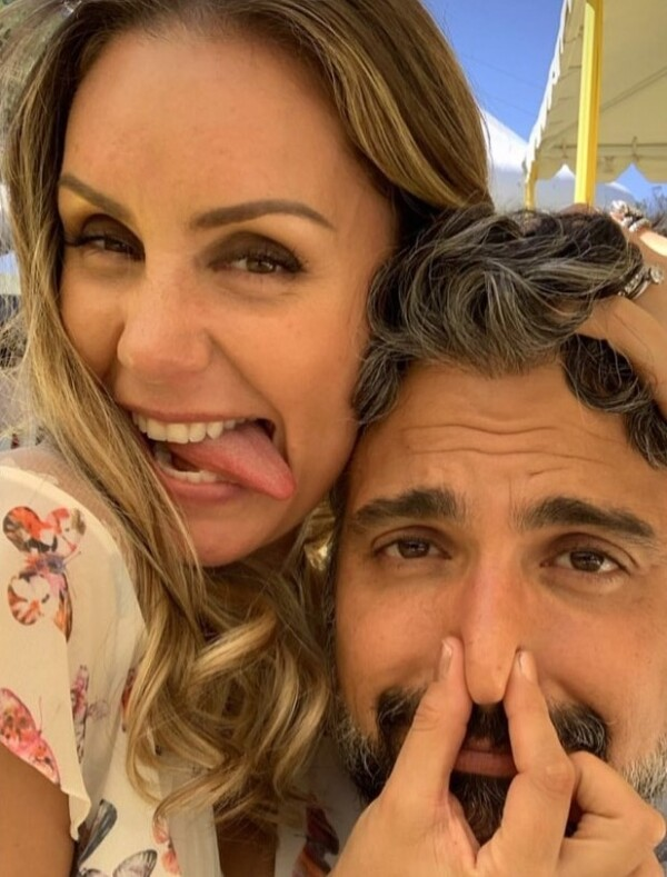 Heidi Balvanera y Jaime Camil
