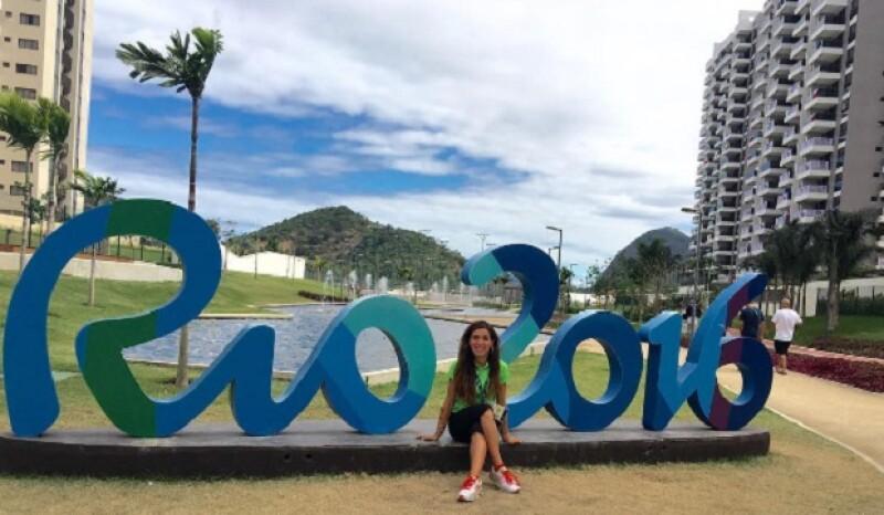 Yvonne es la primer mujer en calificar para los olímpicos después de 48 años.