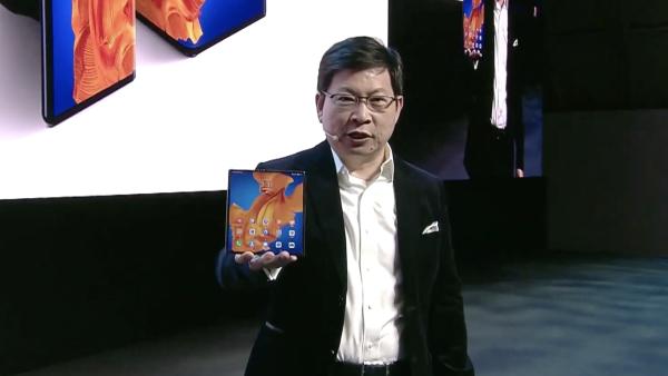 La nueva apuesta flexible de Huawei.