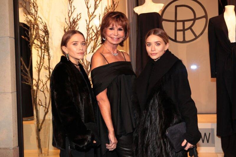 Las hermanas Olsen dejaron de lado su carrera como actrices para adentrarse de lleno en la moda.
