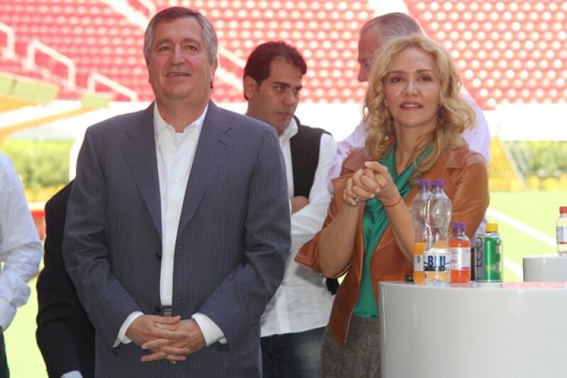 Es probable que Vergara y Fuentes se encuentren en Cancún durante el Foro Económico Mundial este fin de semana.