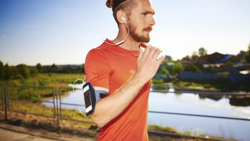 audífonos correr corredor