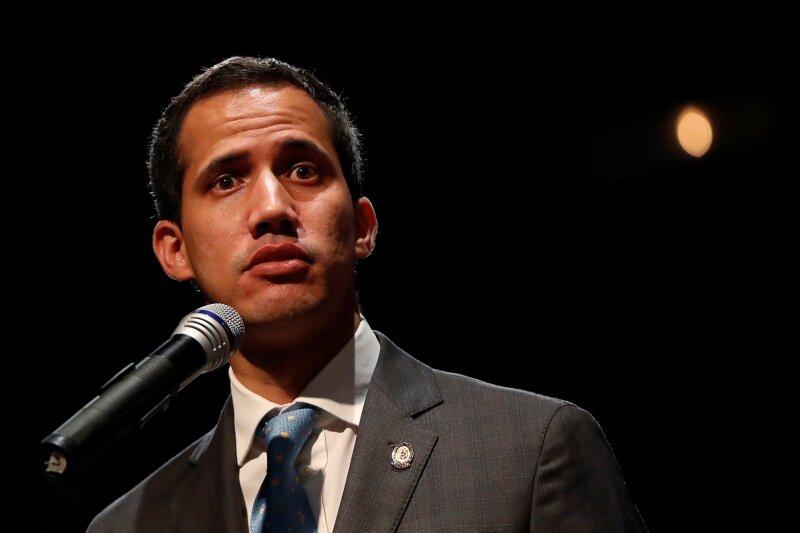 Venezuela Juan Guaidó Auditoria Contraloría