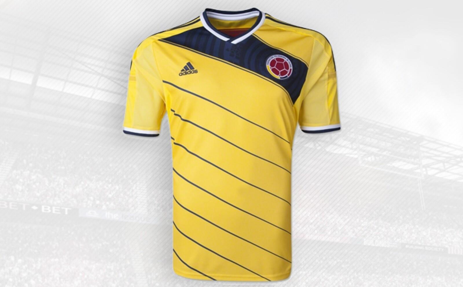 El contrato entre Adidas y Colombia se firmó en 2011, y se acaba de renovar hasta 2022.